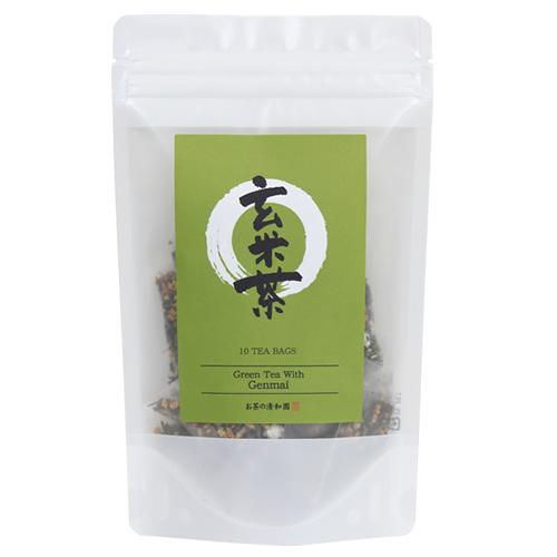 玄米茶 パッケージデザイン