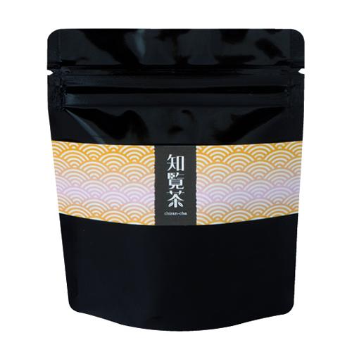 かっこいいなお茶のパッケージ