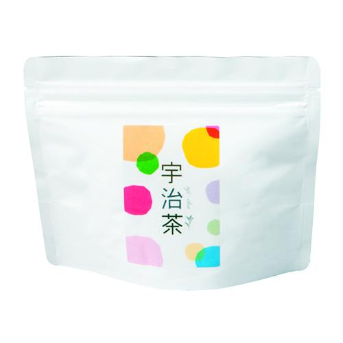 お茶 チャック袋 オリジナルパッケージ