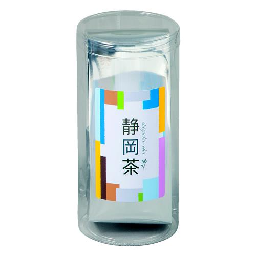 お茶 透明管 オリジナルパッケージ